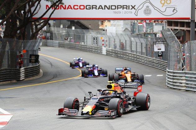 Formule 1: nouvelle course mitigée pour Pierre Gasly à Monaco