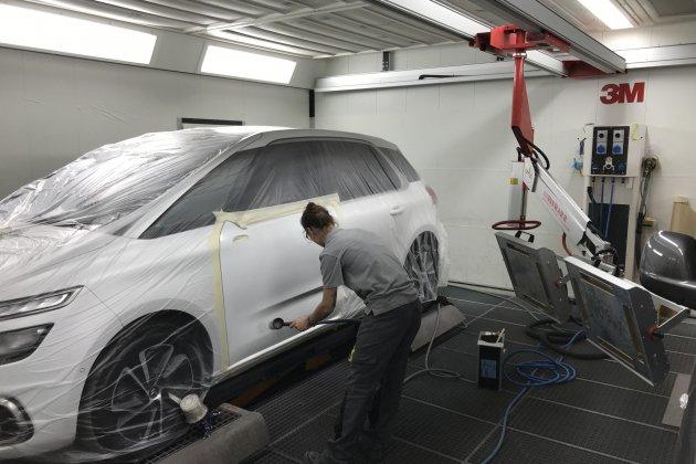 Groupe Mary: un nouveau site de 6000 m2 pour les véhicules d'occasion [Publireportage]