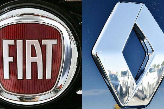 La fusion Renault-Fiat bien vue à Sandouville