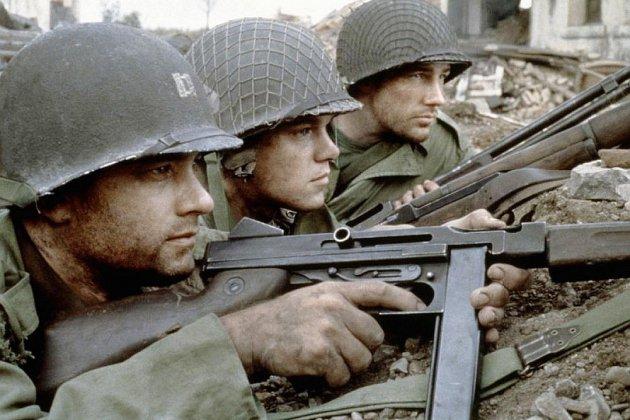 75e anniversaire du D-Day: des films projetés en plein air à Caen