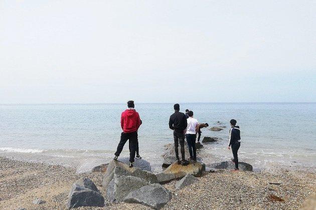 A Saint-Sauveur Villages, les migrants mineurs s'intègrent dans la société