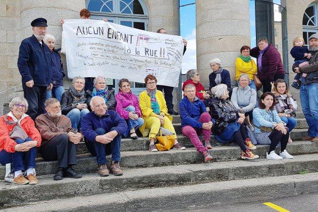 Mobilisation pour les mineurs sans protection dans l'Orne