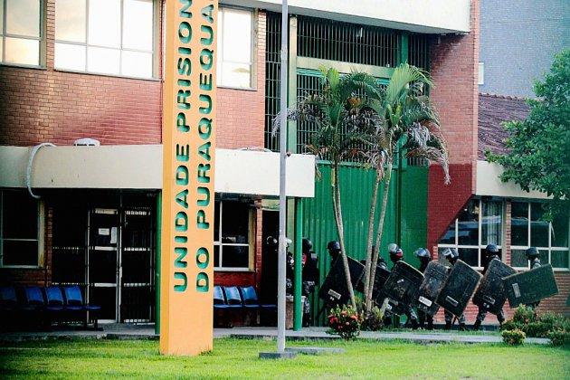 Massacres dans des prisons au Brésil: des détenus vont être transférés