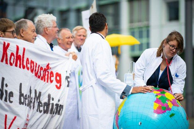 A l'heure d'agir, Berlin étale ses différends sur le climat