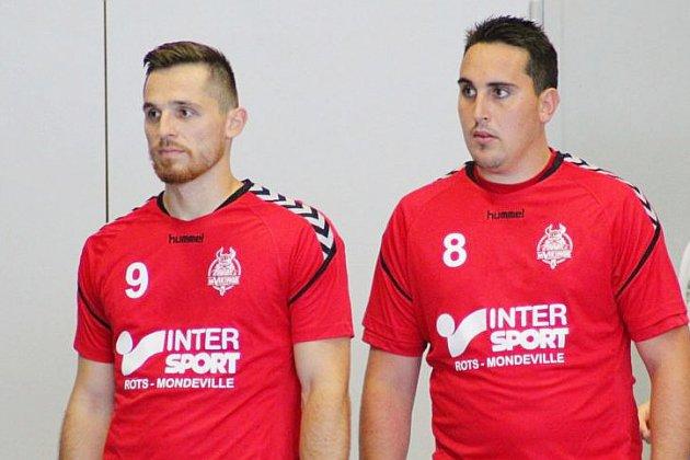 Caen Handball: Allais, Langevin, Pleta et Créteau signent à nouveau!