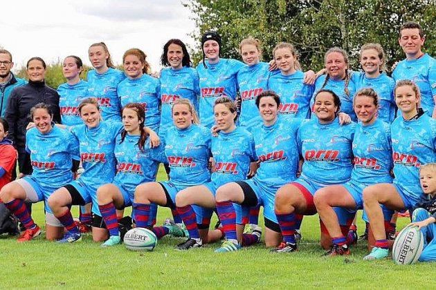 L'Ovalie Caennaise souhaite développer un pôle rugby féminin