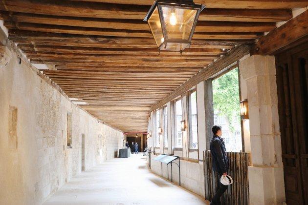 [photos] Le passage ouest de l'Aître Saint-Maclou ouvre au public