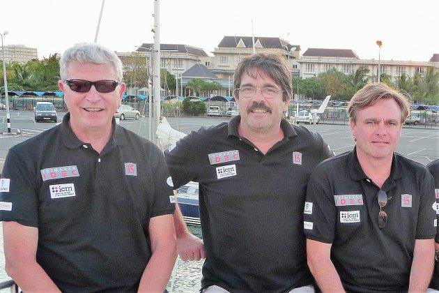 Armada 2019: officiers de liaison, trait d'union entre terre et mer