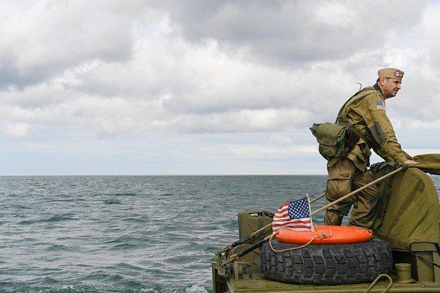 """A Portsmouth, vétérans et dirigeants mondiaux réunis pour célébrer le """"Jour J"""""""