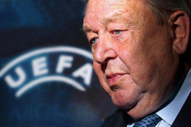 L'ex-patron de l'UEFA Lennart Johansson est mort à 89 ans