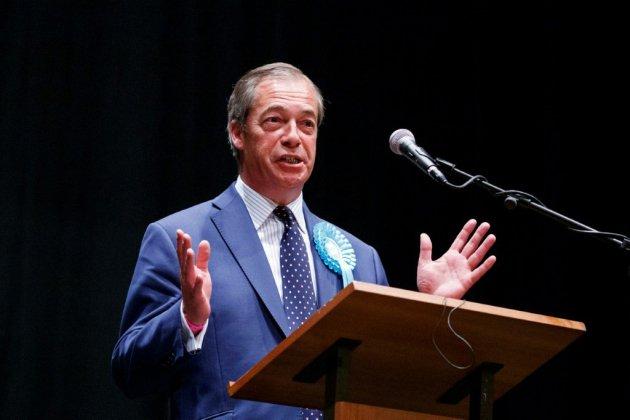 GB: le Parti du Brexit de Nigel Farage vise un premier siège au Parlement