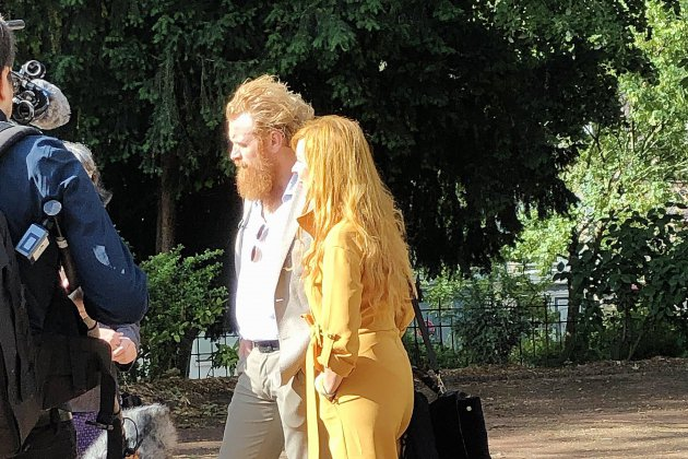 Un acteur de Game of Thrones en séjour à Rouen !