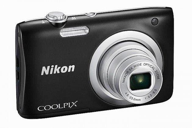 Souriez! Appareil photo Nikon à gagnez dans le hit de la salle de bains