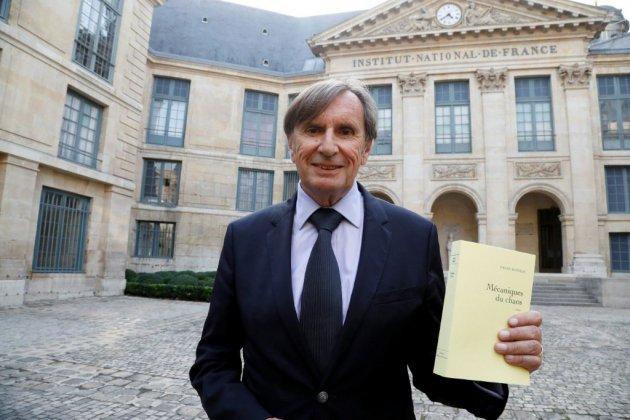L'écrivain Daniel Rondeau élu à l'Académie française