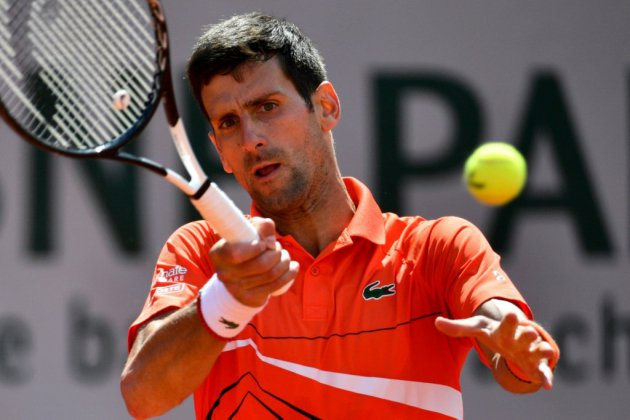 Roland-Garros: la marche implacable de Djokovic