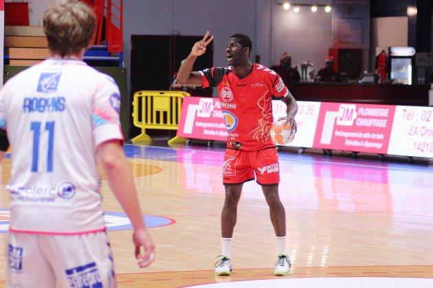 Handball: Christopher Corneil quitte Caen et rejoint l'Espagne