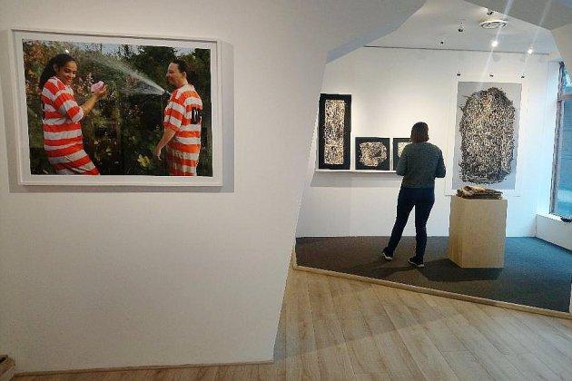 Exposition Notre jardin au centre photographique de Rouen