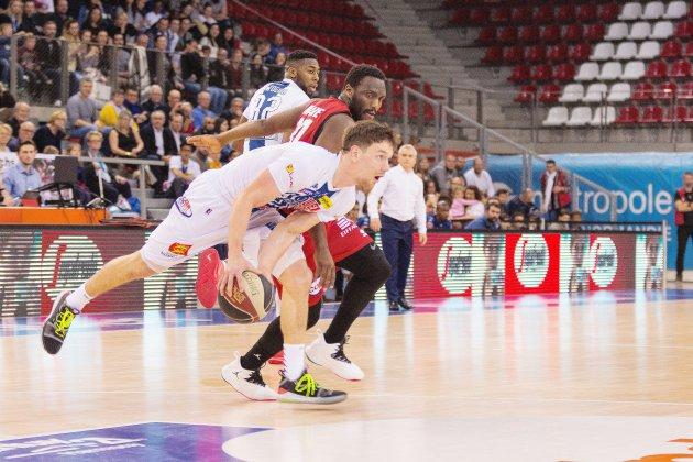Le Rouen Métropole Basket en demi-finale face à Gries-Oberhoffen