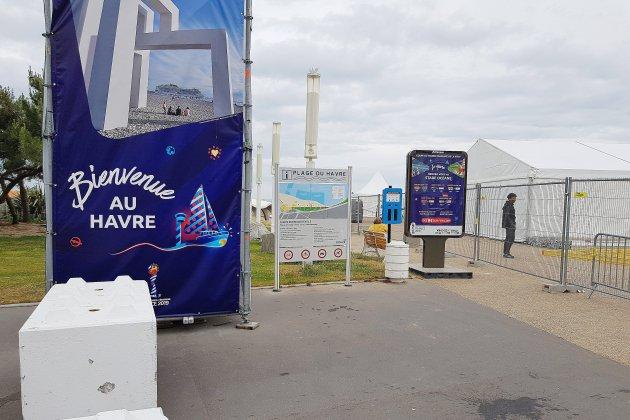 Ce soir au Havre, la retransmission du match des bleues est annulée