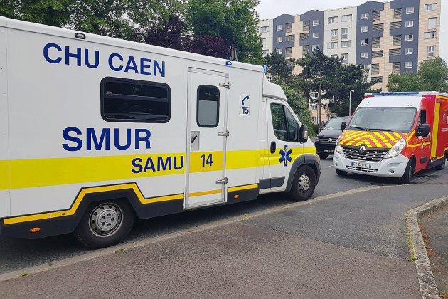 Caen: un homme retranché dans un appartement, leRAID intervient