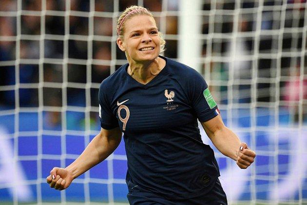 Bleues : débuts rêvés pour la France dans son Mondial-2019 féminin