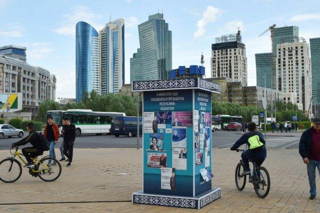 Présidentielle inédite au Kazakhstan, sans Nazarbaïev