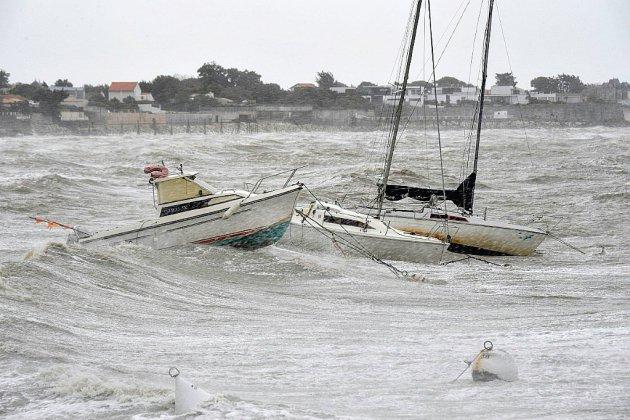 Coupures de courant, fermeture de l'Armada... le bilan de la tempête Miguel