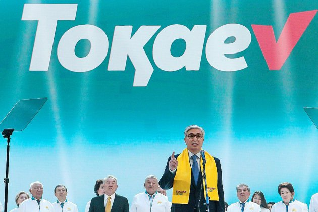 Le Kazakhstan organise sa première élection présidentielle sans Nazarbaïev