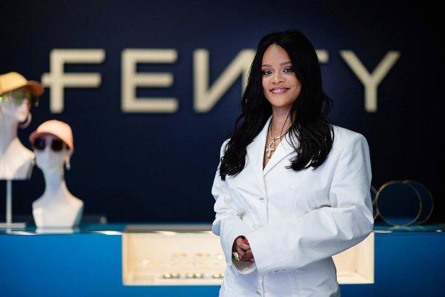 Rihanna, chanteuse la plus riche du monde!