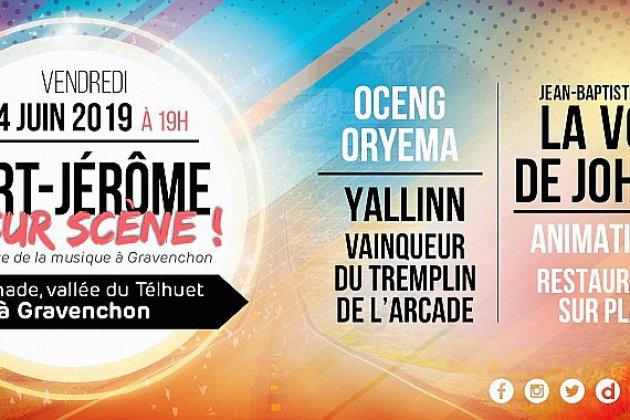 La fête de la musique à Port-Jérôme-Sur-Seine !