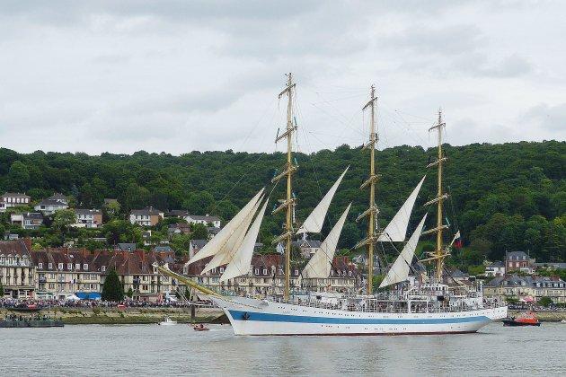 Avec la Grande parade, l'Armada de Rouen se conclura en apothéose