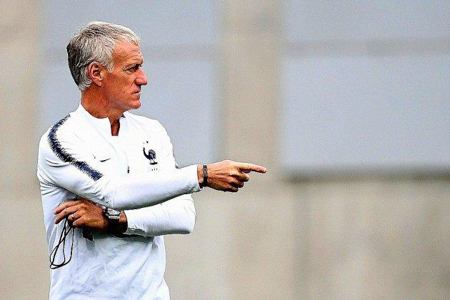 Qualif. Euro-2020: Deschamps chamboule tout, première titularisation pour 4 joueurs
