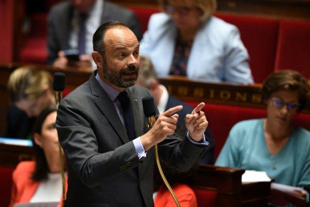 """Philippe passe un deuxième vote de confiance pour lancer """"l'acte II"""" du quinquennat"""
