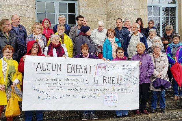 Orne: troisième mobilisation pour les mineurs étrangers isolés