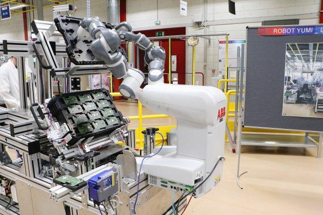 Mondeville: l'entreprise Bosch monte en puissance dans le numérique