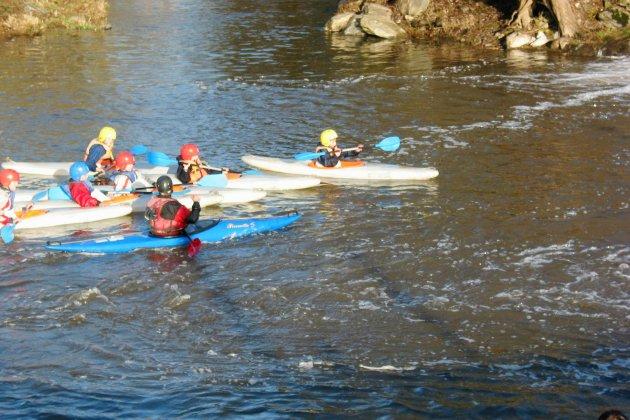 Calvados: une sortie en kayak avec des handicapés tourne mal