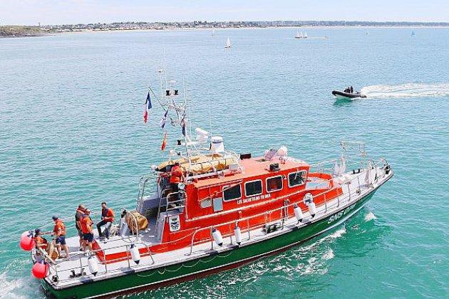 Des hommages aux sauveteurs de la SNSM organisés en Seine-Maritime