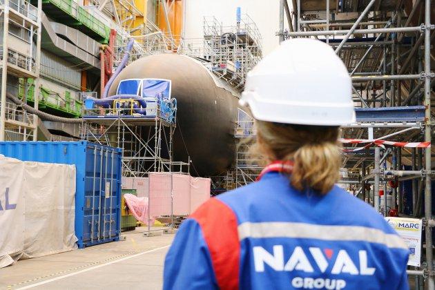 Sortie du sous-marin Suffren: la ministre des Armées à Cherbourg