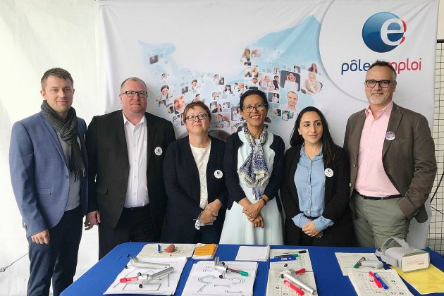 Rouen: Pôle emploi profite de l'Armada… pour embaucher!