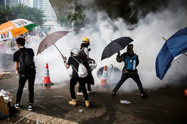 Crise à Hong Kong: l'exécutif prêt à la désescalade, selon les médias