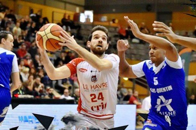 Basket (N1) : Saint-Thomas Le Havre à un match de la Pro B!