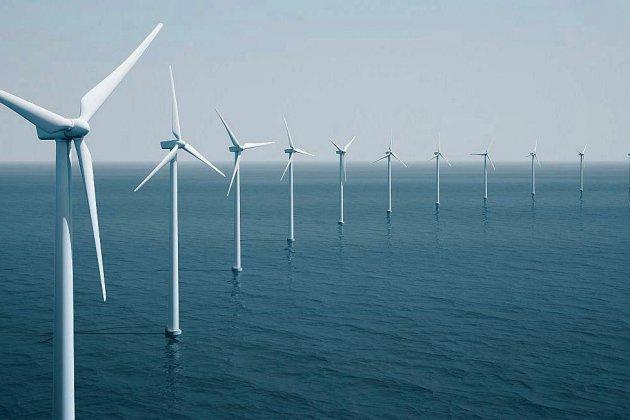 Un million d'euros pour les éoliennes en mer de Dieppe Le Tréport