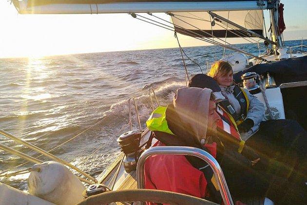 Traverser la Manche: une leçon de vie
