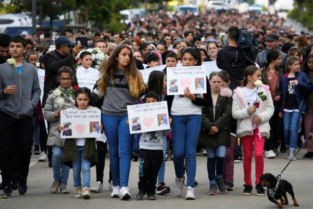 """Enfants fauchés à Lorient: le chauffard toujours """"activement recherché"""""""