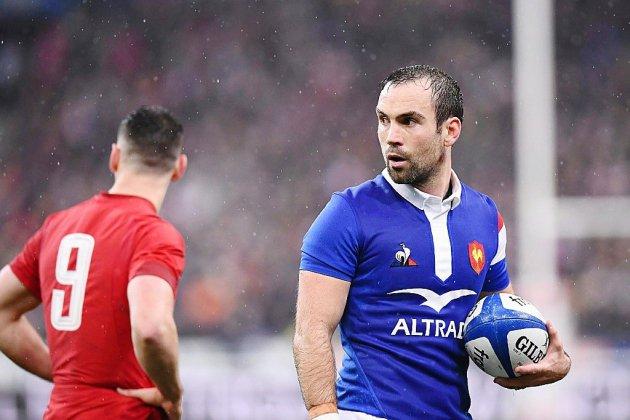 XV de France: Parra et Bastareaud grands absents du groupe pour la Coupe du monde