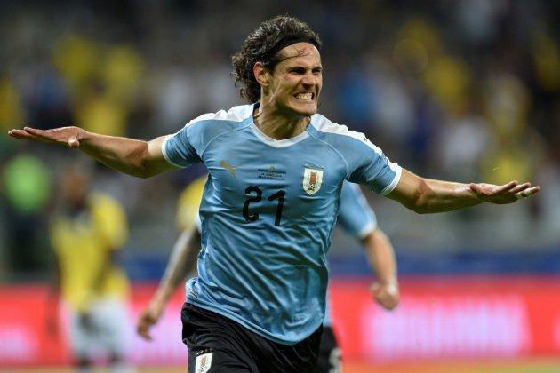 Cavani enfin réconcilié avec la Copa America