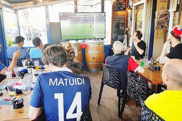 Coupe du monde: où vivre le huitième de finale de la France à Caen?