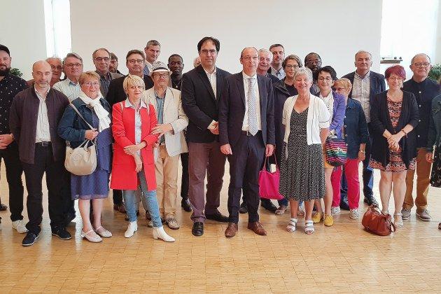 Municipales à Alençon: Emmanuel Darcissac (LREM) a lancé sa campagne