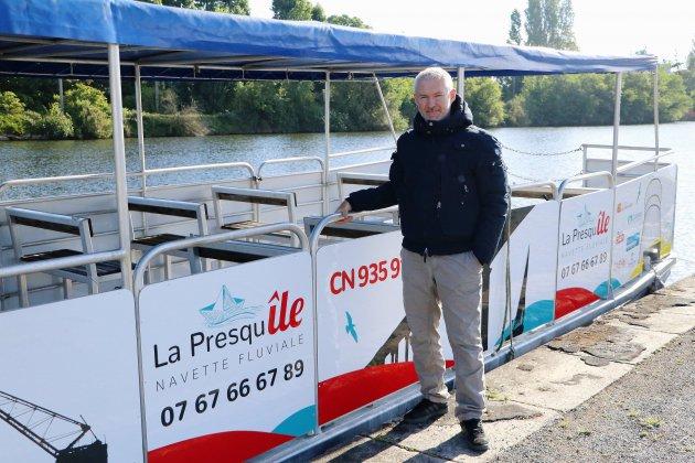 Des balades commentées et des soirées privées sur le canal de Caen