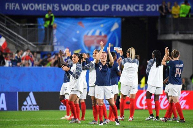 Mondial-2019: La France affrontera le Brésil en 8es de finale dimanche au Havre